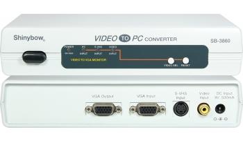PC-VGA To NTSC/PAL Video CONVERTER