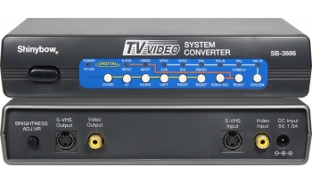 NTSC/PAL To NTSC/PAL Digital CONVERTER