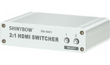 2x1 HDMI SWITCHER