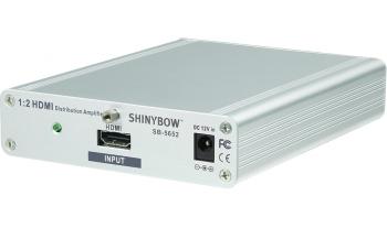 1x2 HDMI Distribution Amplifier