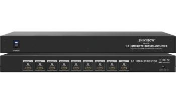 1x8 HDMI Distribution Amplifier
