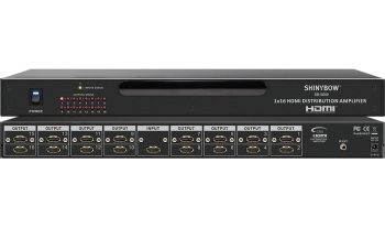 1x16 HDMI Distribution Amplifier