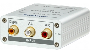 Composite Video•Digital•Audio Transmitter