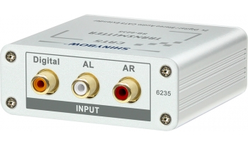 2Way Composite Video•Digital•Audio Transmitter