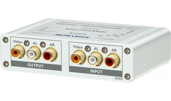 4Way Composite Video•Digital•Audio Transmitter