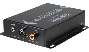HDMI TO HDMI-S/PDIF-AUDIO EXTRACTOR