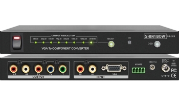 VGA To COMPONENT CONVERTER