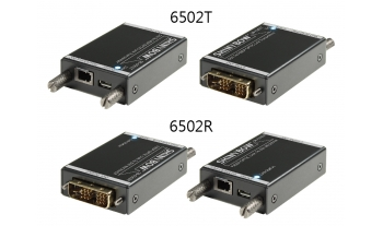 DVI To Fiber Optic Extender