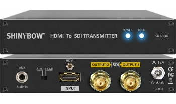 HDMI Over SDI Extender