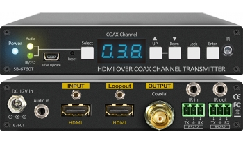 HDMI Over Coax Extender