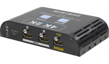 2x1 HDMI Routing Switcher