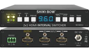 2x1 HDMI Interval Switcher