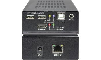 KVM with Audio CAT.6 Extender