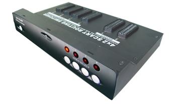 4x2 SCART Switcher