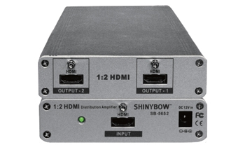 1x2 HDMI Distribution Amplifie