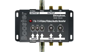 1 To 1 Composite+S-Video+Audio