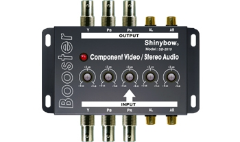 1 To 1 Component +Audio Booste