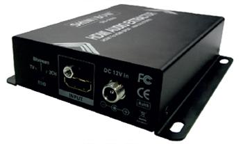 HDMI To HDMI-SPDIF-AUDIO Extra