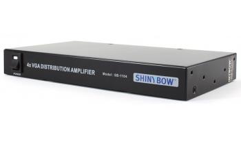 1x4 VGA Distribution Amplifier
