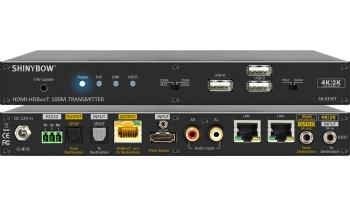 HDMI To HDBaseT 100M
